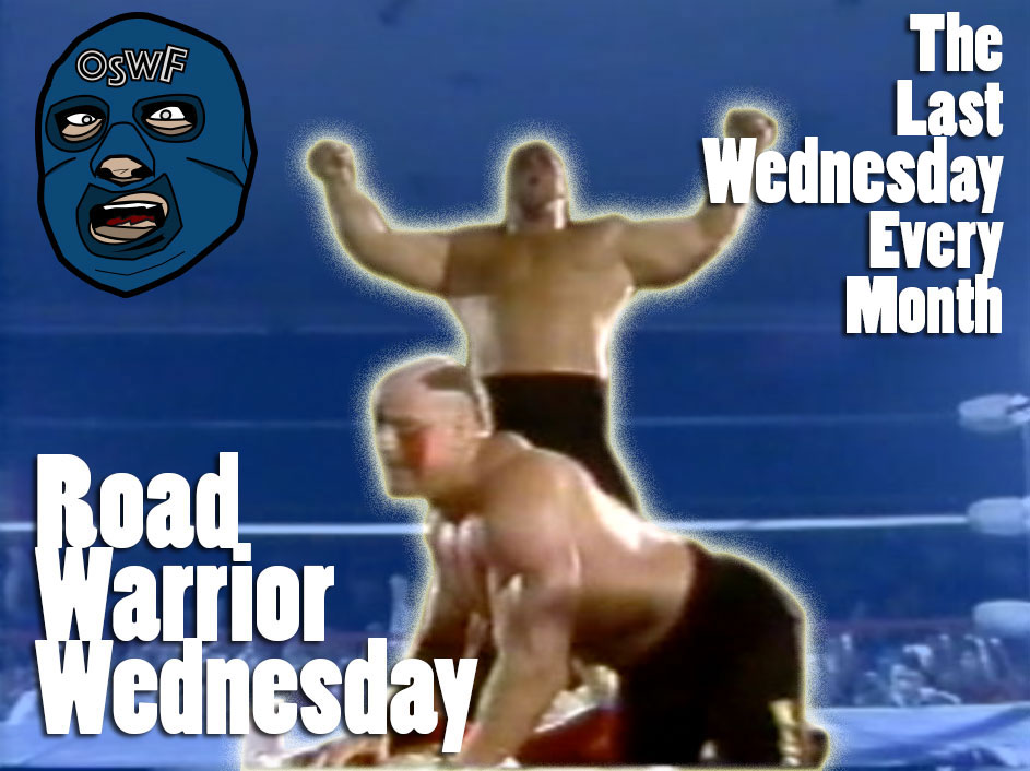 Road Warrior Wednesday